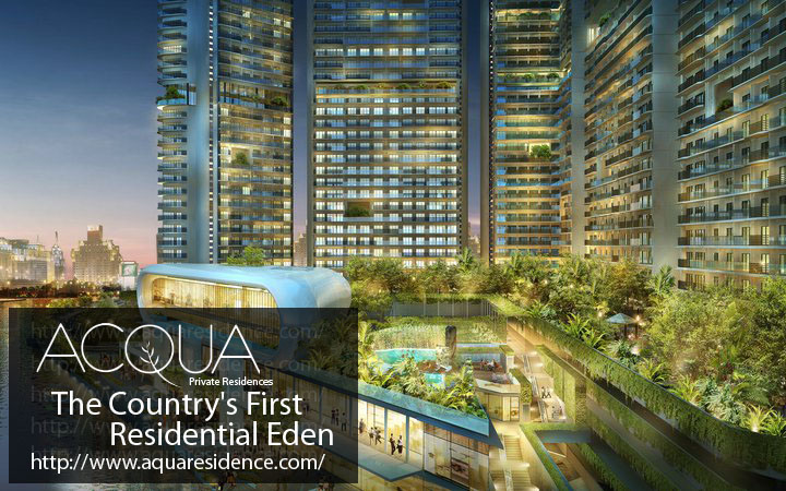 Acqua Private Residences, Makati, Philippines, Condomominiums For Sale |  real estate property for sale
