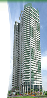 &nbsp; The Exchange Regency is a 42-storey residential condominium, rising from the district of Ortigas Center. The building&#8217;s form is patterned after the pictogram that signifies infinity, a symbol that...