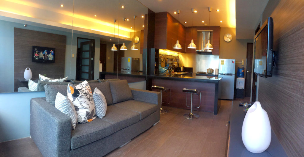 FOR RENT: Newly Renovated SEIBU TOWER – 1 BR, Bonifacio Global City, Philippines Condominium