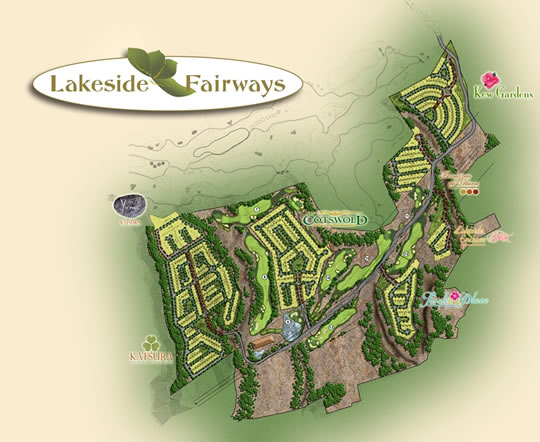 Tivoli Place, Tagaytay Highlands, Philippines - Residential Lots