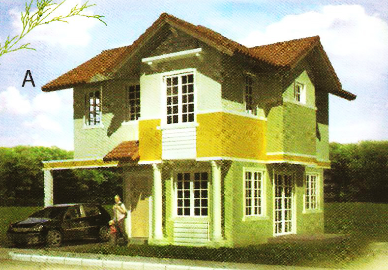 FOR SALE: CIUDAD VERDE, West Fairview, Quezon City – House and Lot