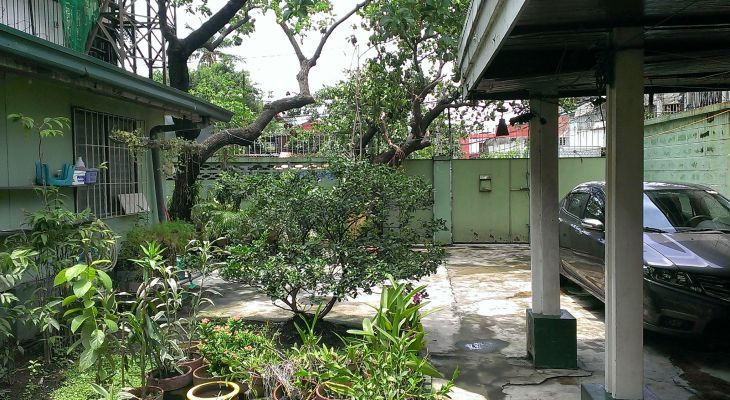 FOR SALE: 252sqm Makati Commercial LOT with 2-Storey Structure, Philippines Lot