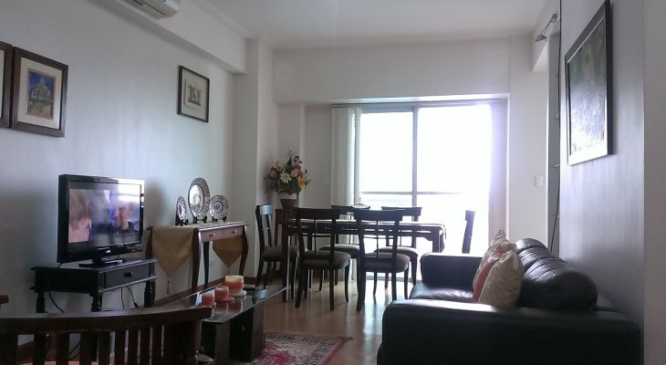 FOR SALE: Alabang – 2BR Corner Unit Vivant Flats, Philippines Condominium