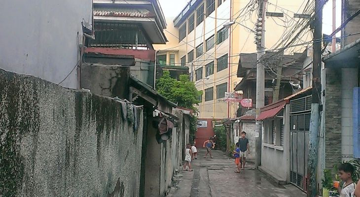 FOR SALE: Strategically Located LOT – Great for Dormitory Building, Makati City, Philippines