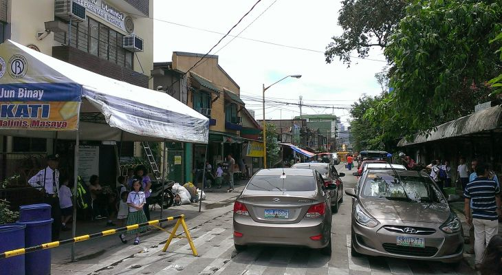 FOR SALE: 252sqm Makati Commercial LOT with 2-Storey Structure