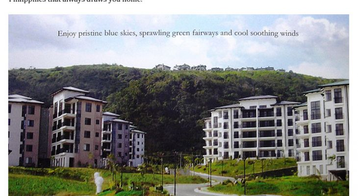 FOR SALE: Tagaytay Highlands PENTHOUSE with Taal Lake View, Philippines