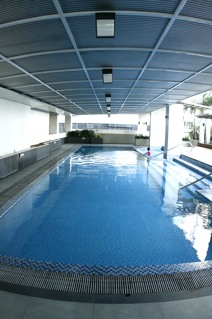 Seibu Tower Swimming Pool