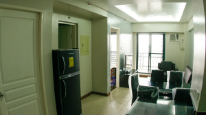 The Flair Towers, 2BR with balcony Unit for rent – 60sqm