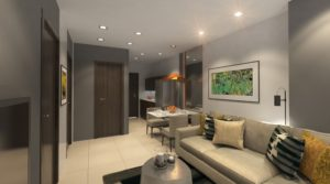 Axis Residences at EDSA Pioneer, Mandaluyong City, Philippines – Condominium