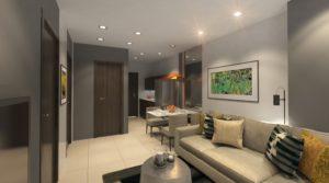 Axis Residences at EDSA Pioneer, Mandaluyong City, Philippines – Condominium