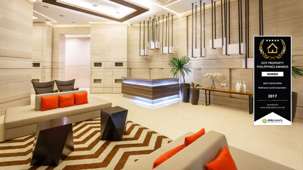 The Trion Towers, Bonifacio Global City, Philippines – 1BR & 2BR units with balcony