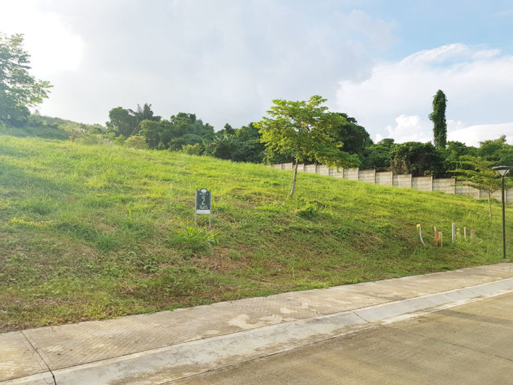 FOR SALE: 600sqm Lot Ayala Greenfield Estates
