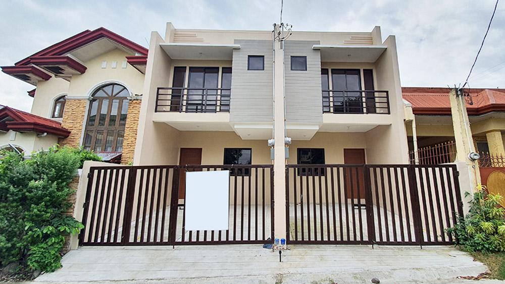 FOR SALE: 3BR Duplex – Katarungan Village – P5.4M