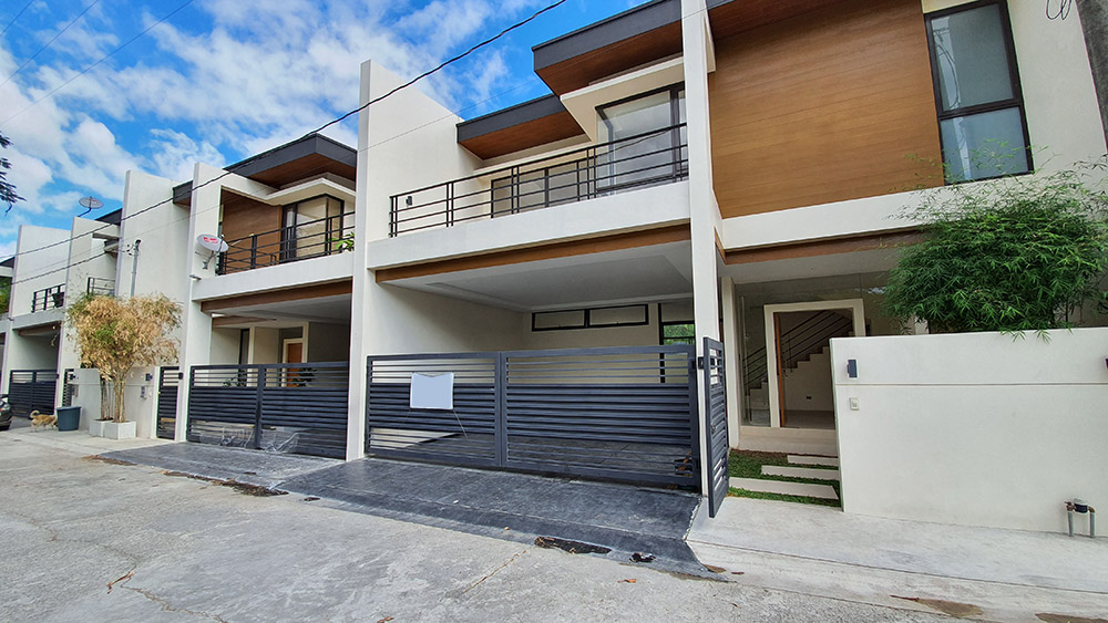 FOR SALE: Brand New 3BR House – BF Homes Paranaque