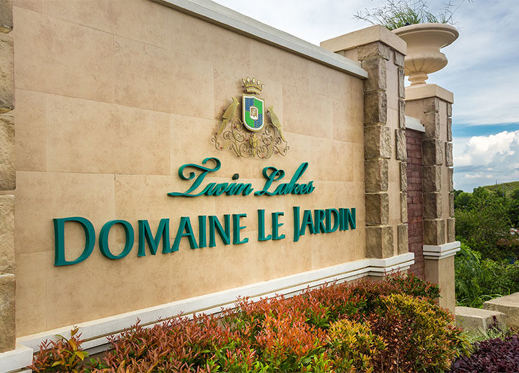 FOR SALE: LOT 260sqm Twin Lakes – Lucerne at Domaine Le Jardin