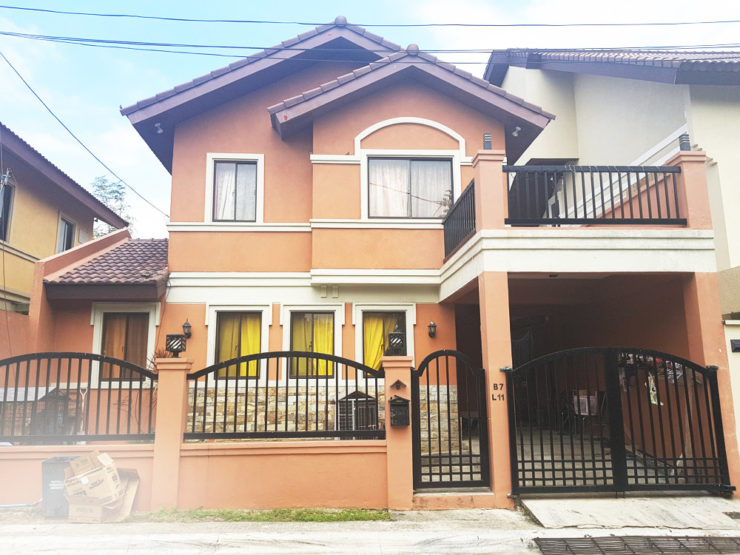 FOR SALE: 4BR House Ponticelli Hills Daang Hari