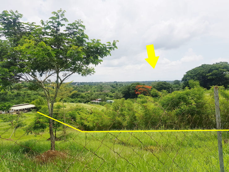 FOR SALE: 9,800sqm LOT – Between Crosswinds Resort & Tagaytay Highlands